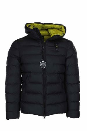 down jacket with hood BLAUER | 925341562 | BLUC02058005486999
