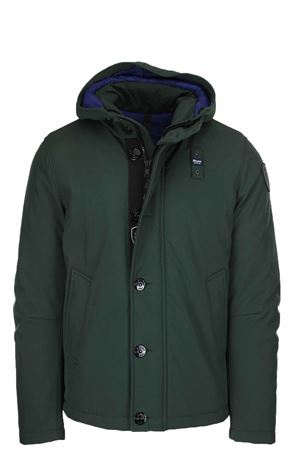 Owen padded jacket with hood BLAUER | 925341562 | BLUC02363005553667