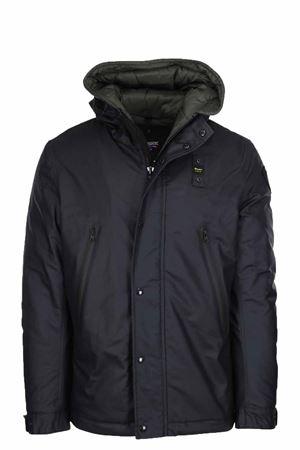 Giubbotto field Jacket con cappuccio BLAUER | 925341562 | BLUC02378005594888