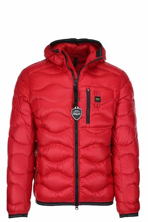 BOOTH WAVE DOWN JACKET BLAUER | 925341562 | BLUC03056004719551