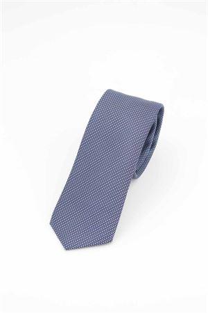 Cravatta pura seta microfantasia HUGO BOSS | -1559895662 | TIE751118408