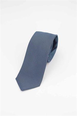 Cravatta seta microfantasia HUGO BOSS | -1559895662 | TIE751644417