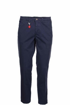 Pantalone tasche america cotone stretch Manuel Ritz | 146780591 | 2732P1888T19381189