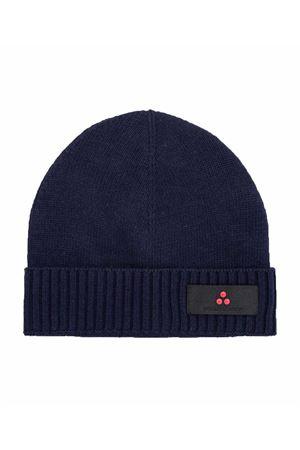 Cappellino in lana con logo Peuterey Peuterey | -1033670417 | SILLINL02215