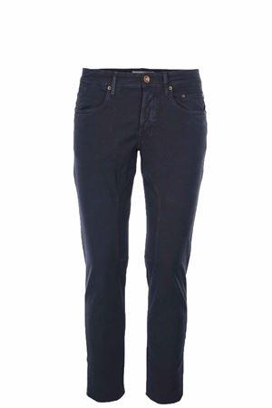 Pantalone cotone stretch 5 tasche con toppe Siviglia | 146780591 | 21I3S0146693