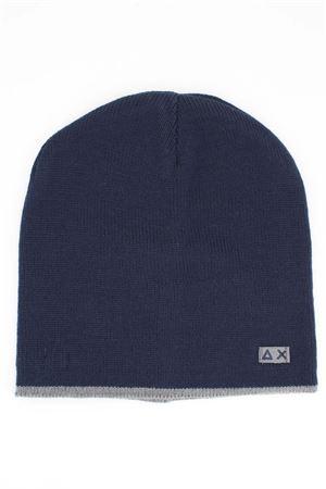 Cappello in lana reversibile bicolore SUN68 | -1033670417 | C291010734