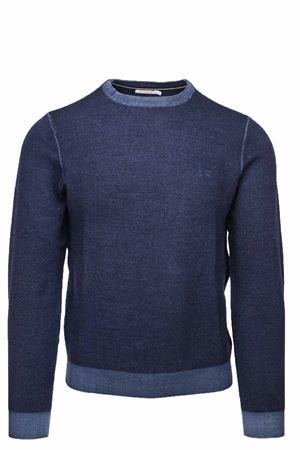 Pullover girocollo vintage lana SUN68 | 435618598 | K2911707
