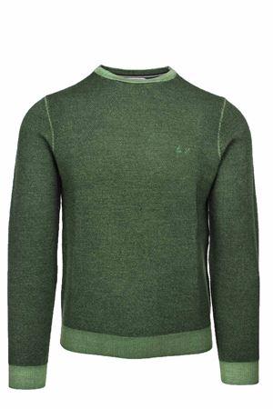 Pullover girocollo vintage lana SUN68 | 435618598 | K2911737