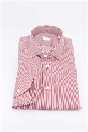 Camicia manica lunga righe XACUS | -880150793 | 55851203005