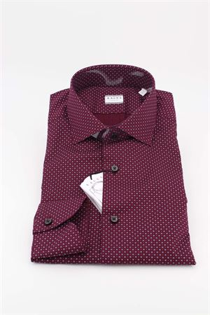 Camicia manica lunga microfantasia XACUS | -880150793 | 55851512001