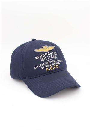 Cappello in cotone con Visiera Aeronautica Militare | -1033670417 | HA1039-08184