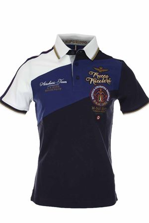 Polo half-sleeve Acrobatic Team Arrows Tricolori Aeronautica Militare | 34 | PO1344-90659
