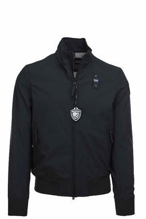 Neoprene bomber jacket unfurled BLAUER | 925341562 | BLUC04009005258999