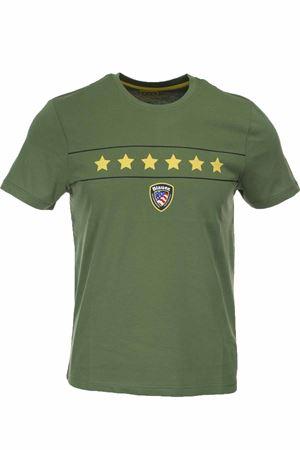 T-shirt mezza manica stelle BLAUER | 34 | BLUH02167004547694