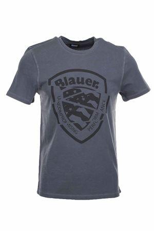 T-shirt mezza manica scudetto Blauer BLAUER | 34 | BLUH02260005321892
