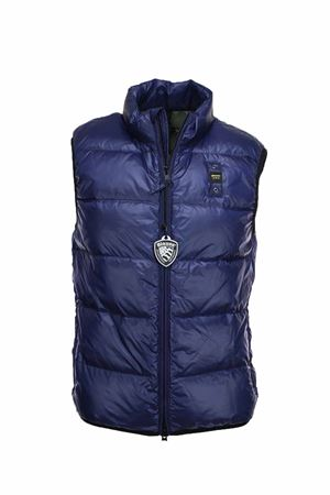 Sleeveless feather vest BLAUER | 47 | BLUX03034005050868