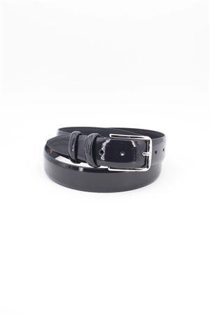 Cintura in vernice HeGO | -1561109086 | 41135BLU