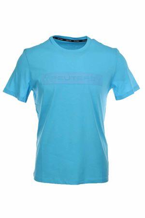 T-shirt mezza manica logo impresso Peuterey | 34 | ANDROSPTY176
