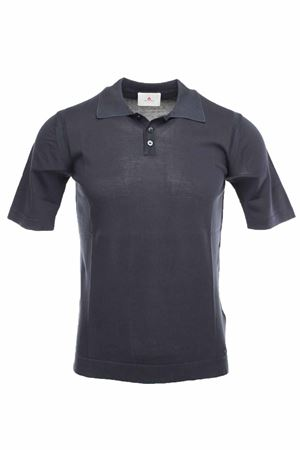 MALAGA cotton half-sleeve polo shirt Peuterey | 34 | MALAGAFRS215