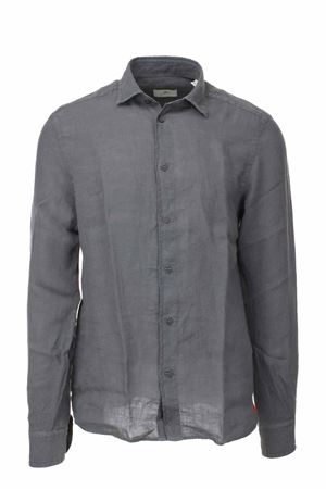 Linen long sleeve shirt Peuterey | -880150793 | MUGAMBILIN699