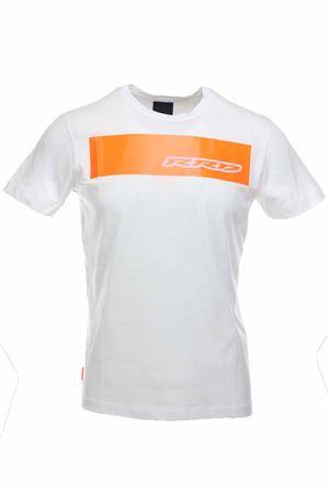 T-shirt half-sleeved fluo logo RRD | 34 | 20151-09