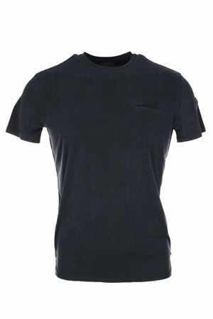 T-shirt mezza manica Shirty Cupro microfantasia RRD | 34 | 20171-12