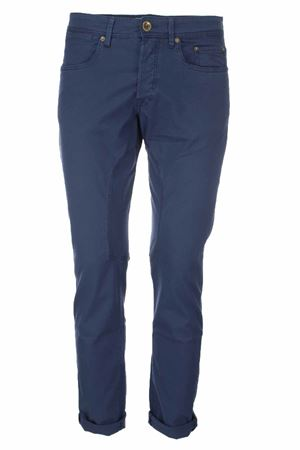 Cotton trousers 5 pockets with patches Siviglia | 146780591 | 21E3S0146478