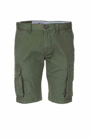 Pantalone bermuda cargo con tasconi SUN68 | 7 | B30104-74