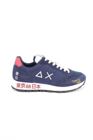 Japan motif sneaker shoes SUN68 | -1668035723 | Z3010307