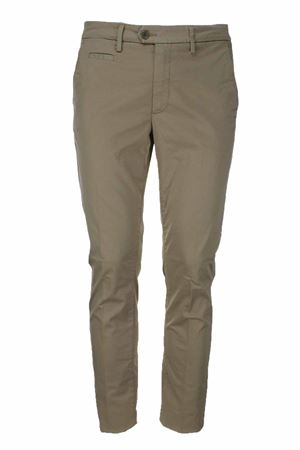 Stretch cotton chino trousers Teleriazed | 146780591 | ROBINRV250
