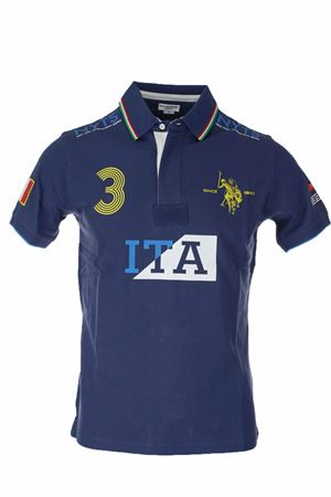 Polo piquet mezza manica nazionali US Polo Assn | 34 | 5601241029278
