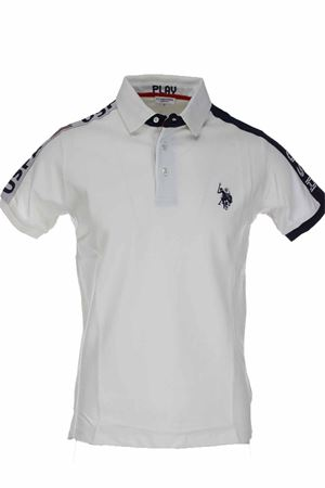 Polo mezza manica bande logate US polo assn US Polo Assn | 34 | 5628250336101