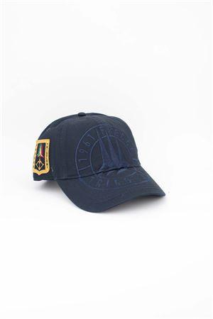 Cappello con visiera ricamato. Aeronautica Militare | -1033670417 | HA1054-BL
