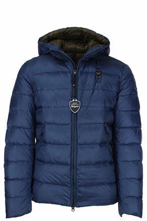 Brandon hooded down jacket BLAUER | 925341562 | BLUC03096005772879