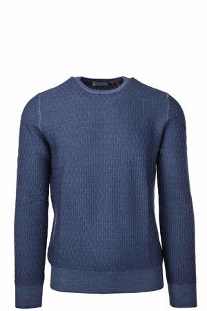 Pullover lana girocollo Gran Sasso | 435618598 | 5814022752706