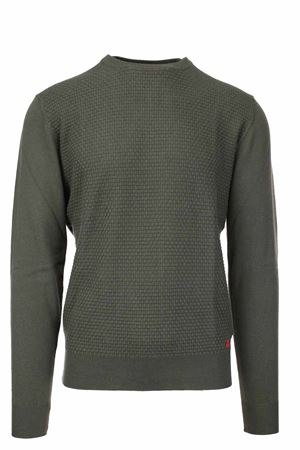 Lap neck pullover sweater with intacks Peuterey | 435618598 | HEAP03690