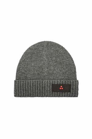 Wool cap with Peuterey logo Peuterey | -1033670417 | SILLINL03799