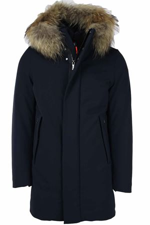Parka Winter Eskimo with fur-trimmed hood RRD | -438152340 | W20002FN60