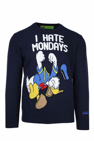 Girocollo lana I HATE MONDAY Saint Barth MC2 | 435618598 | HER0005MNDN61