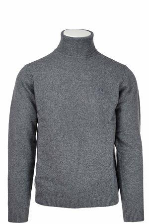 Pullover dolcevita lana unito SUN68 | 435618598 | K40148-34