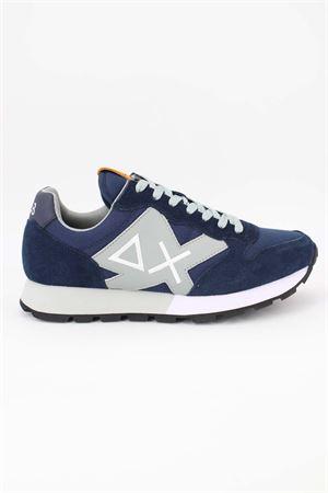Scarpe sneaker  jaki solid patch SUN68 | -1668035723 | Z4010907