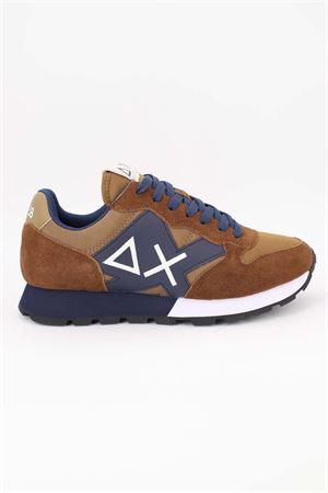 Scarpe sneaker  jaki solid patch SUN68 | -1668035723 | Z4010993