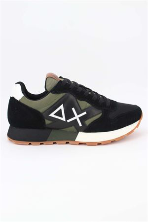 Scarpe sneaker  jaki solid bicolor SUN68 | -1668035723 | Z401101174