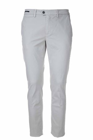 Pantalone chino in raso di cotone stretch Teleriazed | 146780591 | ROBINCV060