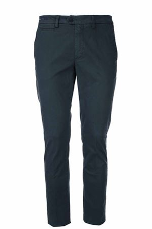 Pantalone chino in raso di cotone stretch Teleriazed | 146780591 | ROBINCV650