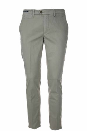 Pantalone chino in raso di cotone stretch Teleriazed | 146780591 | ROBINCV700