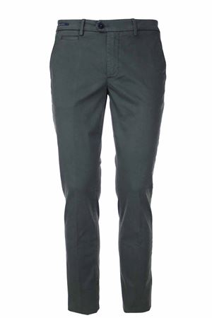 Pantalone chino in raso di cotone stretch Teleriazed | 146780591 | ROBINCV960