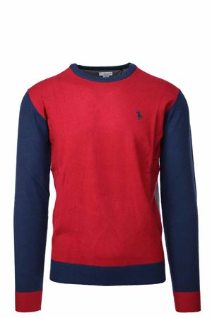 Pullover girocollo multicolor US Polo Assn | 435618598 | 5924651958557