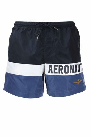 Costume boxer bagno multicolor Aeronautica Militare | 36 | BW198-94089