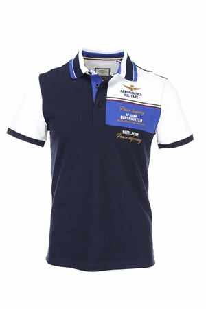 Polo mezza manica Peace Keeping Aeronautica Militare | 34 | PO1553-94087